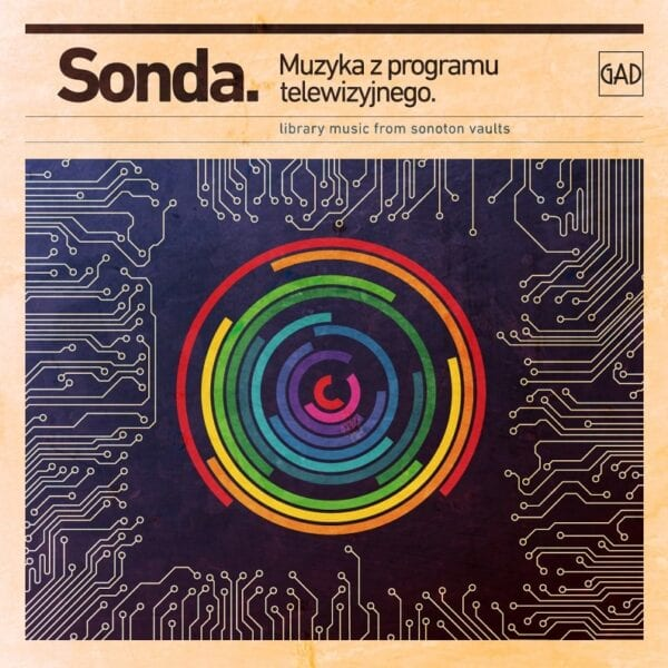 Sonda. Muzyka z programu TV (CD)