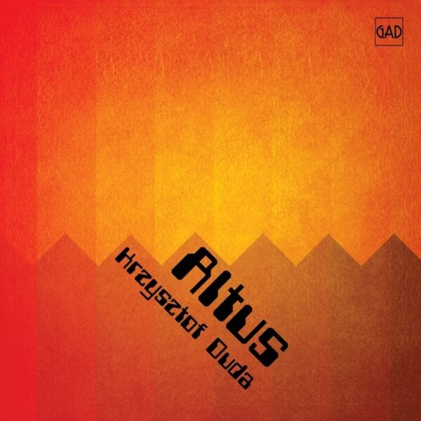 Krzysztof Duda – Altus (CD)