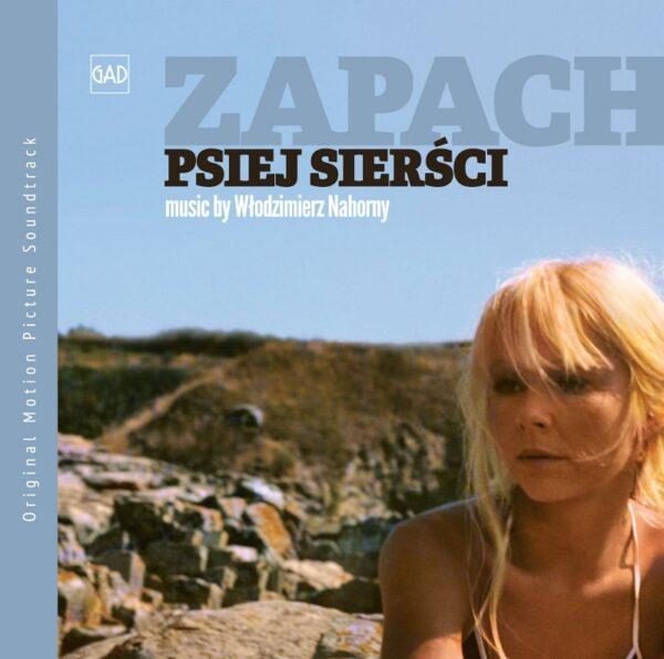 Włodzimierz Nahorny – Zapach psiej sierści (CD)