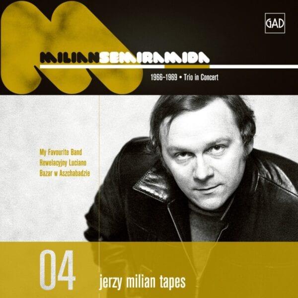Jerzy Milian Trio – Semiramida (CD)