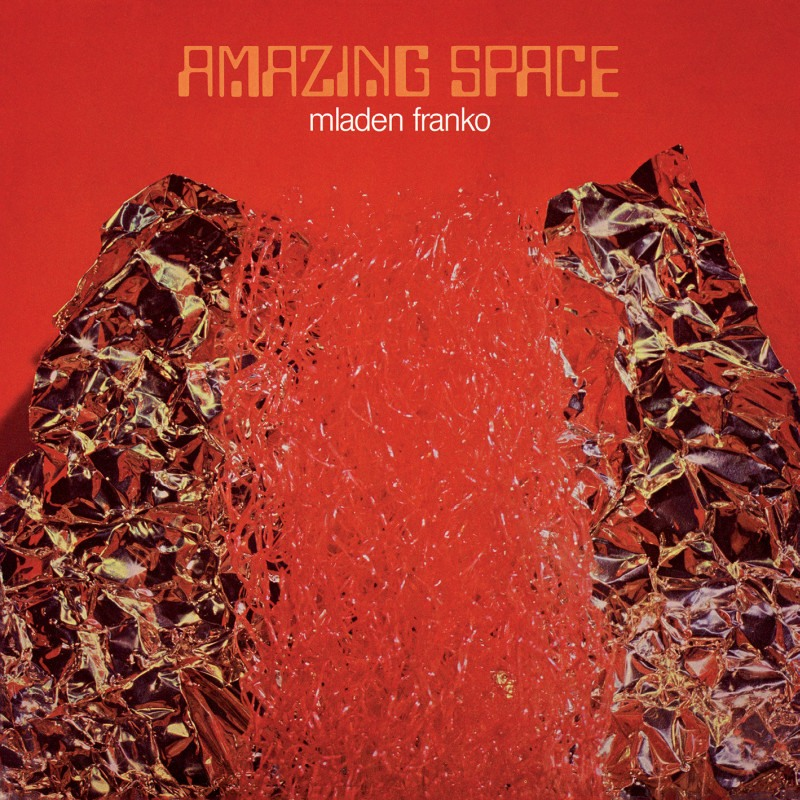Mladen Franko - Amazing Space (CD)
