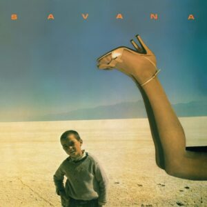 Savana - Savana (CD)