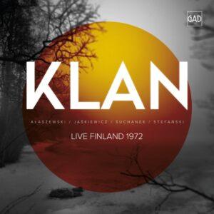 Klan - Live Finland 1972 (CD)