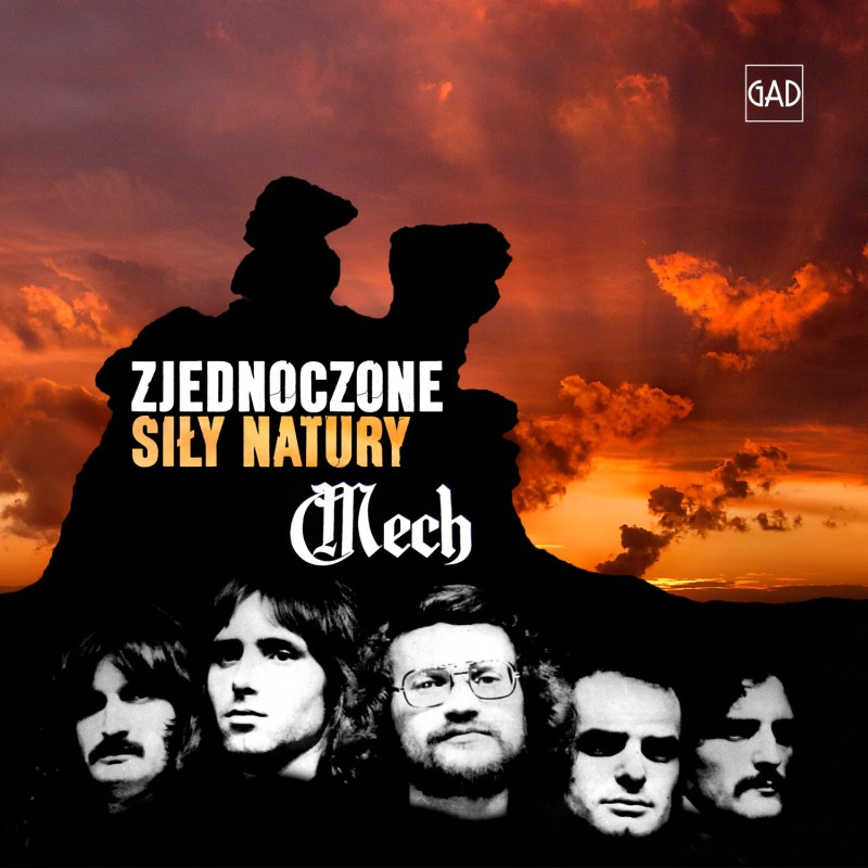 Mech - Zjednoczone Siły Natury (CD)