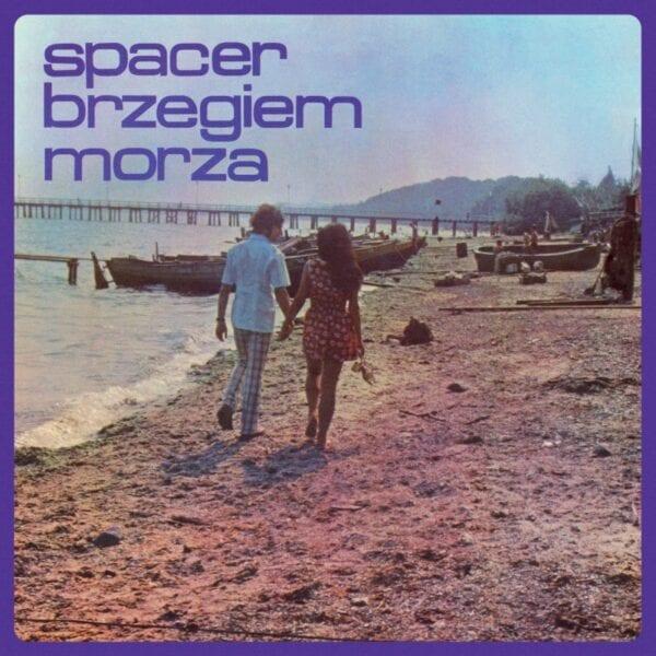 Tadeusz Prejzner – Spacer brzegiem morza (CD)