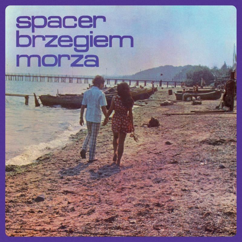 Tadeusz Prejzner - Spacer brzegiem morza (CD)