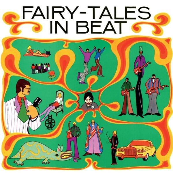 Josef Pliva / Vaclav Zahradnik Orchestra – Fairy-Tales in Beat (CD)