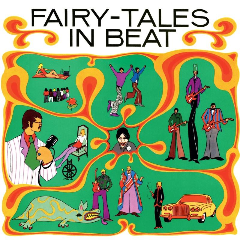 Josef Pliva / Vaclav Zahradnik Orchestra - Fairy-Tales in Beat (CD)