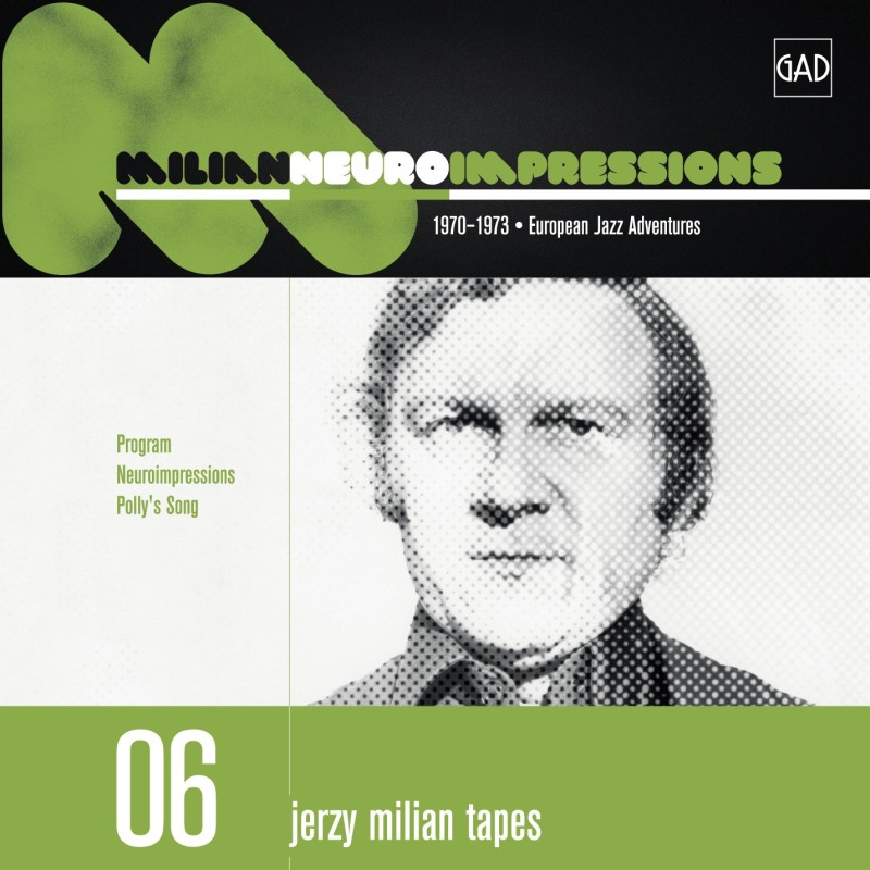 Jerzy Milian - Neuroimpressions (CD)