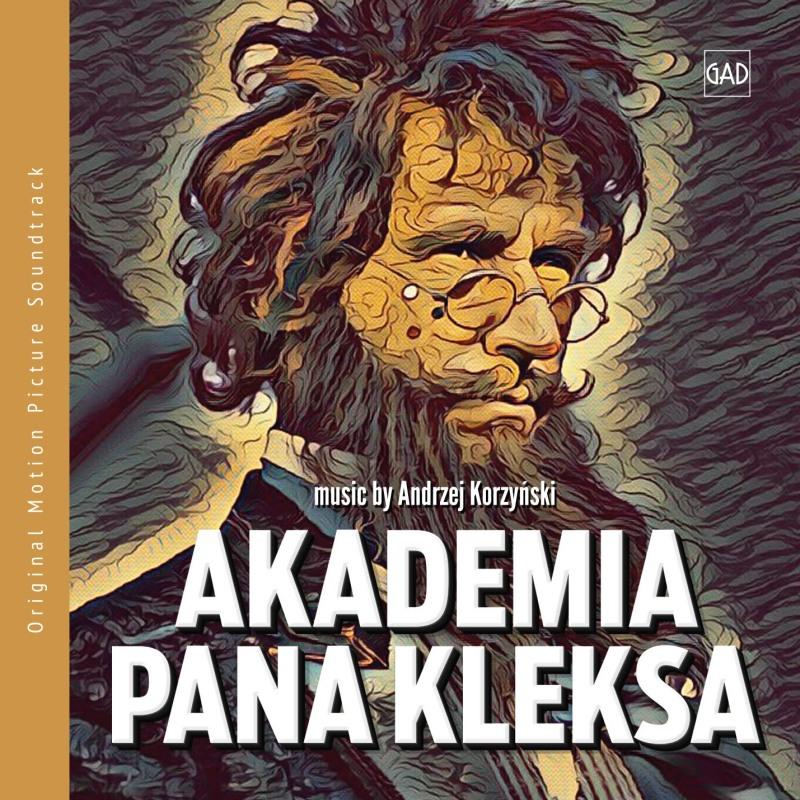 Andrzej Korzyński - Akademia Pana Kleksa (muzyka ilustracyjna) (CD)