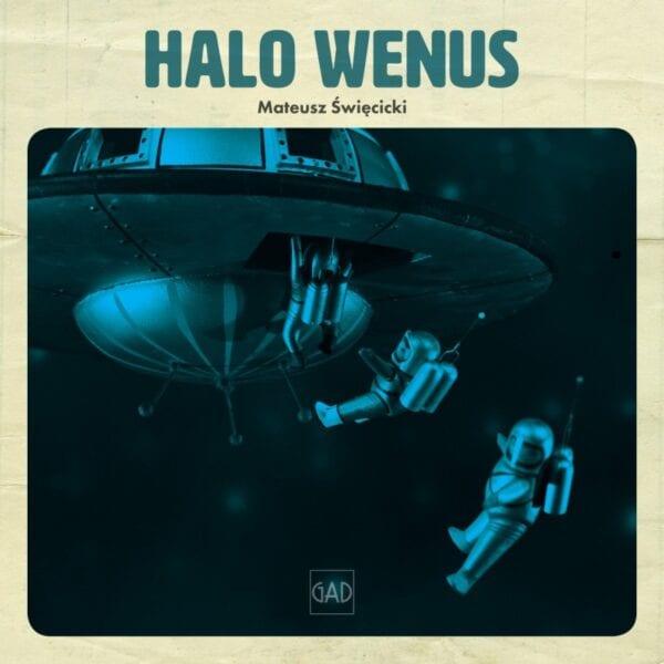Mateusz Święcicki – Halo Wenus (CD)