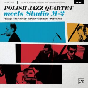 Polish Jazz Quartet - Meets Studio M-2 (CD)