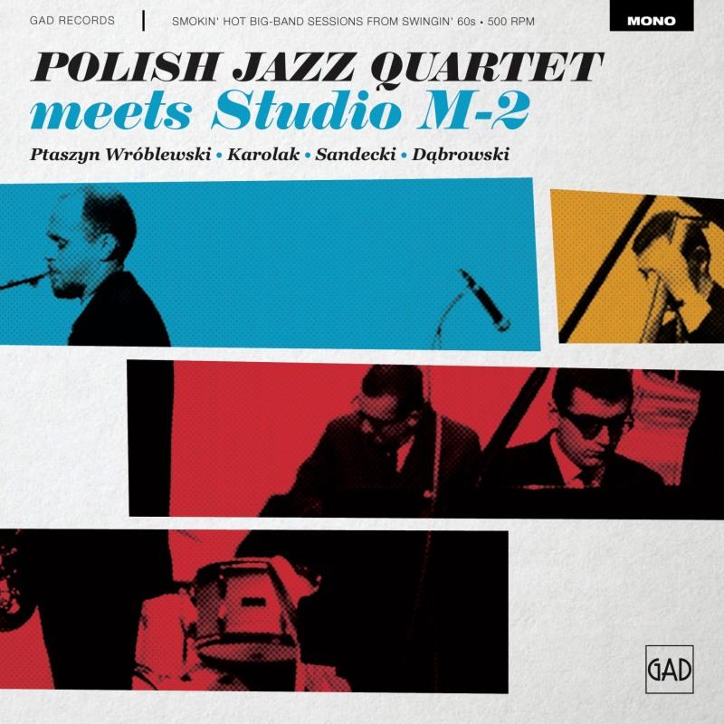 Polish Jazz Quartet - Meets Studio M-2 (CD)