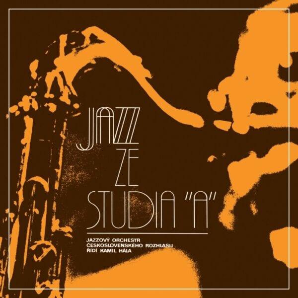 Jazzový orchestr Československého rozhlasu (JOČR) – Jazz ze studia 'A' (CD)