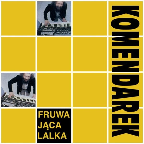 Władysław Komendarek - Fruwająca lalka (CD)
