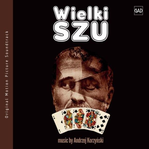 Andrzej Korzyński – Wielki Szu (CD)