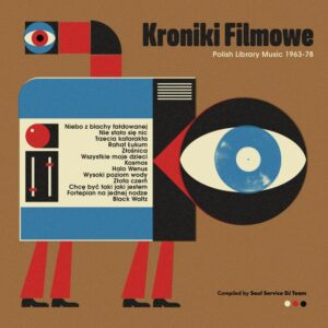 Kroniki Filmowe. Polish Library Music 1963-78 (CD)