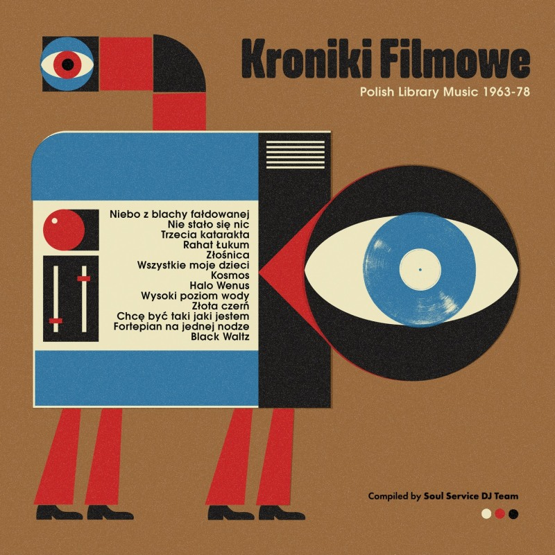 Kroniki Filmowe. Polish Library Music 1963-78 (CD)