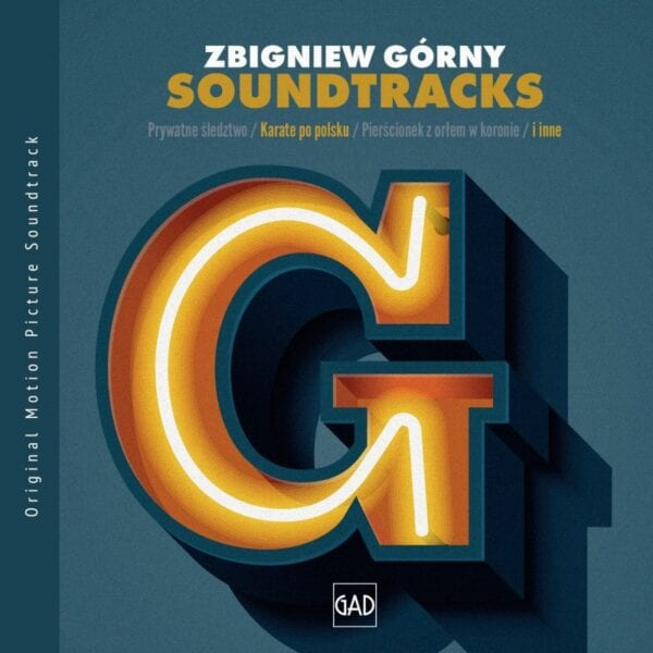 Zbigniew Górny – Soundtracks (CD)