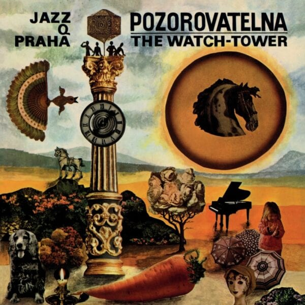 Jazz Q – Pozorovatelna (2CD)
