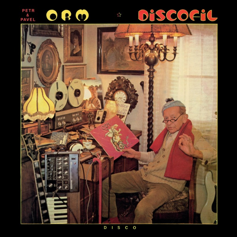 ORM - Discofil (CD)