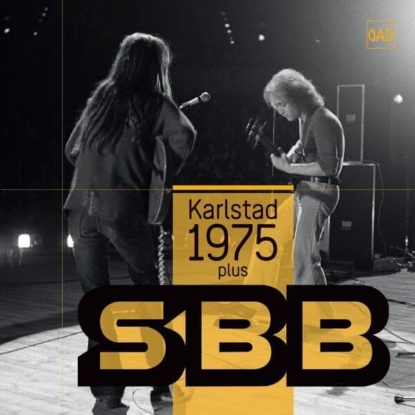 SBB – Karlstad 1975 plus (2CD)
