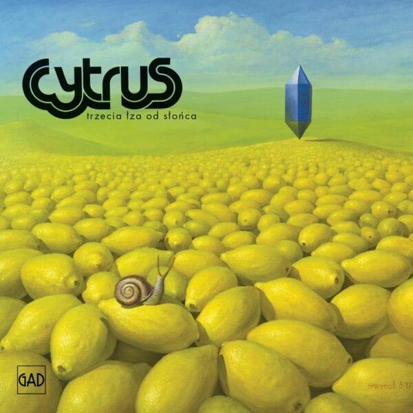 Cytrus - Trzecia łza od słońca (CD)