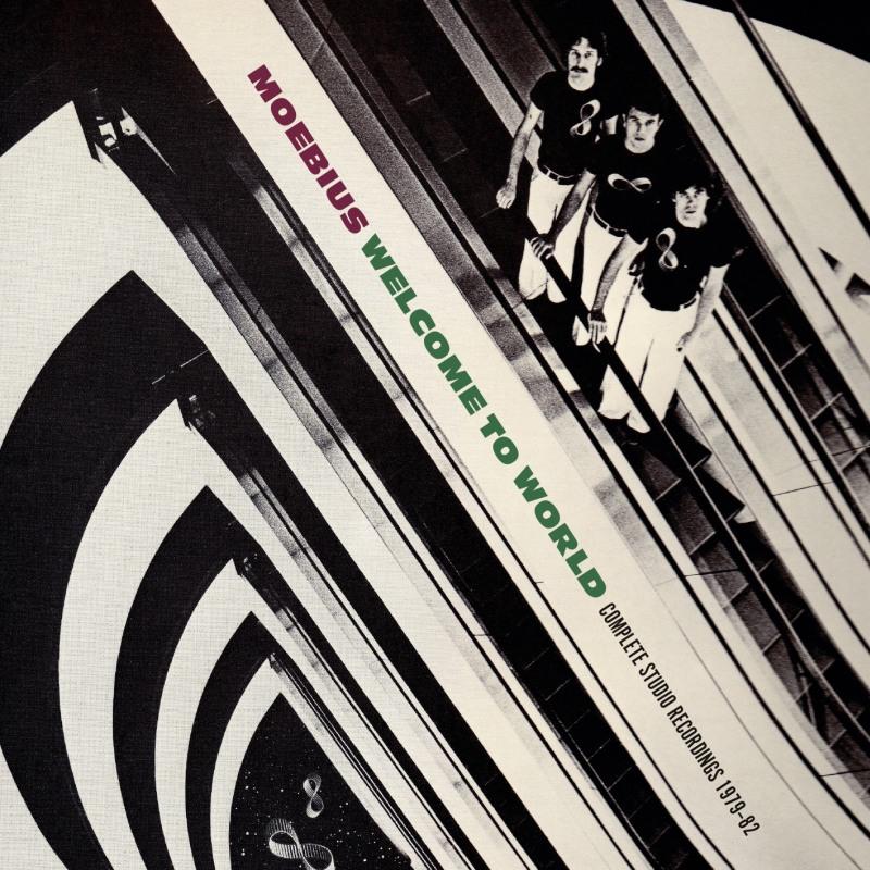 Moebius - Welcome to World. Complete Studio Recordings 1979-82 (CD)