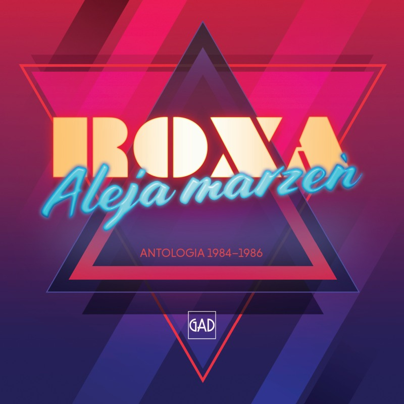 Roxa - Aleja marzeń. Antologia 1984-86 (CD)