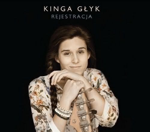Kinga Głyk - Rejestracja (CD)