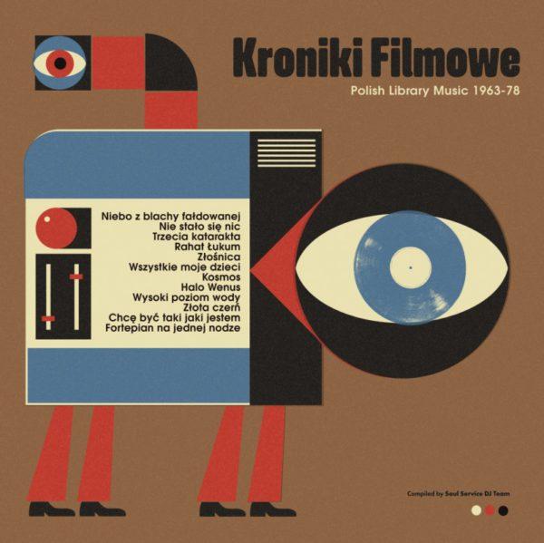 Kroniki Filmowe (LP)