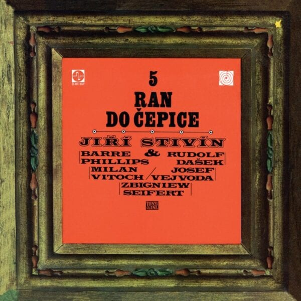Jiří Stivín – 5 ran do cepice (Five Hits in a Row) (CD)