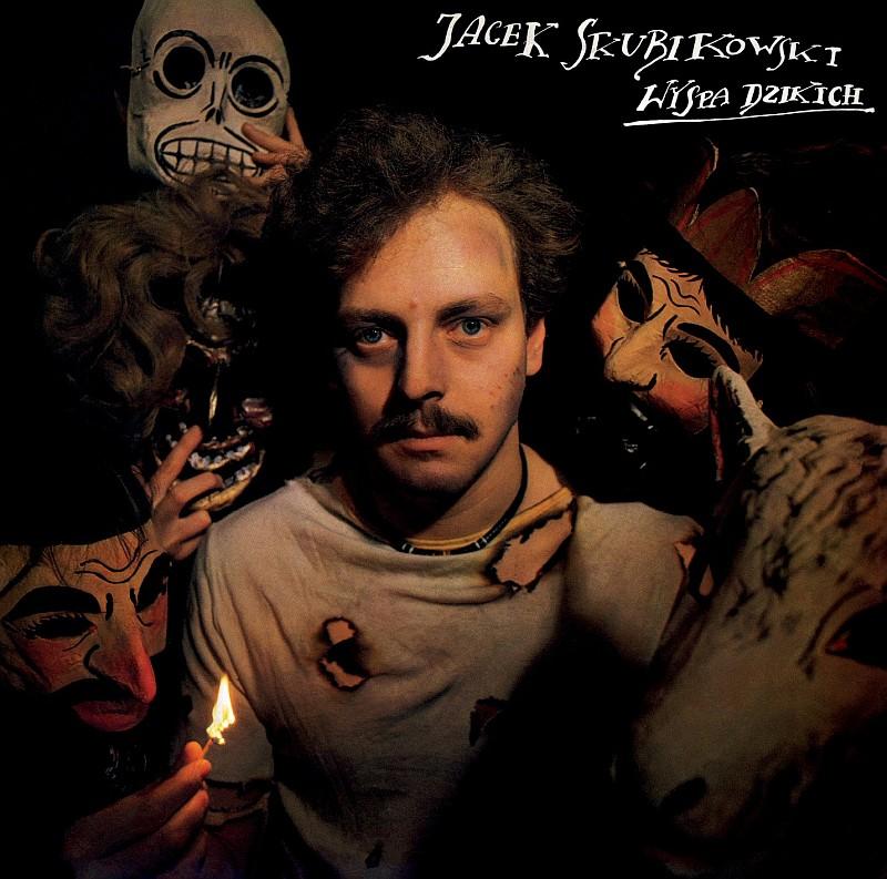 Jacek Skubikowski – Wyspa dzikich (CD+DVD)