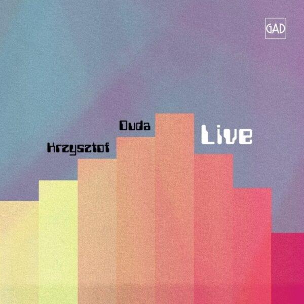 Krzysztof Duda – Live (CD)