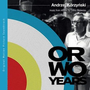 Andrzej Korzyński - Orwo Years. Music from movies by Celino Bleiweiss (CD)