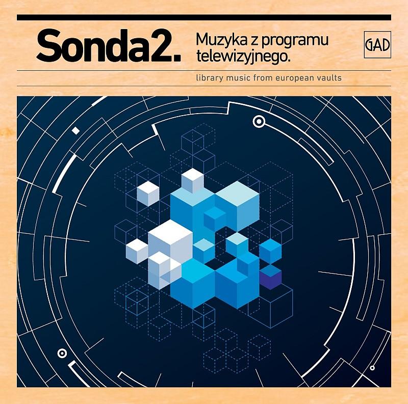 Sonda 2. Muzyka z programu telewizyjnego (CD)