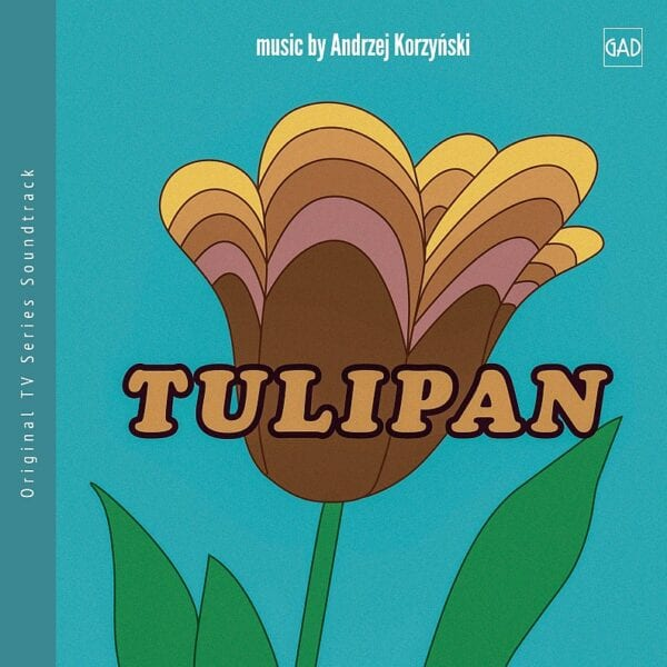 Andrzej Korzyński - Tulipan (CD)