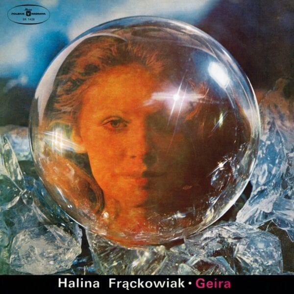 Halina Frąckowiak - Geira (CD)