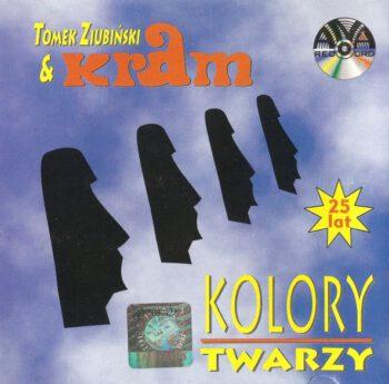 Kram - Kolory twarzy (CD)