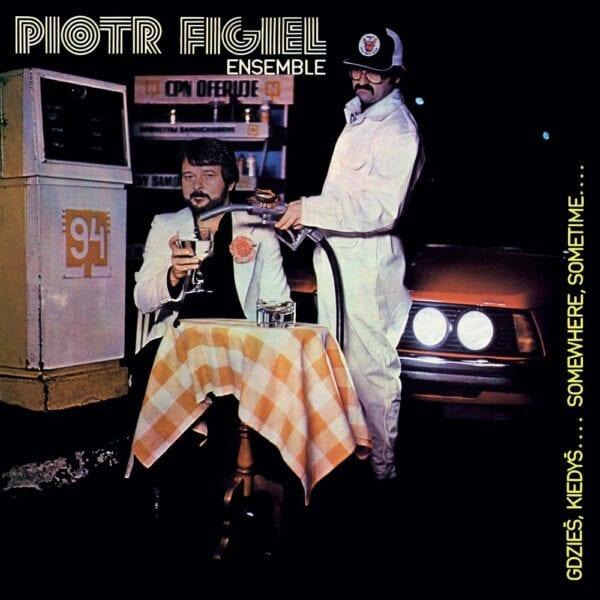 Piotr Figiel - Gdzieś, kiedyś (CD)
