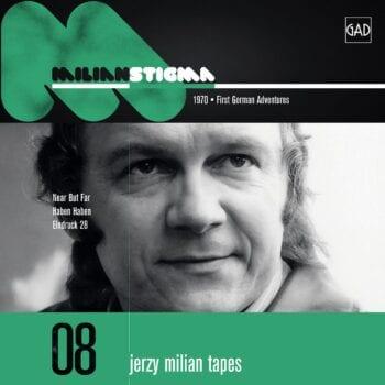 Jerzy Milian - Stigma (CD)