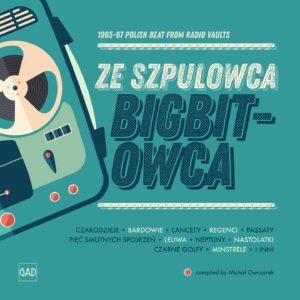 VA - Ze szpulowca bigbitowca (CD)