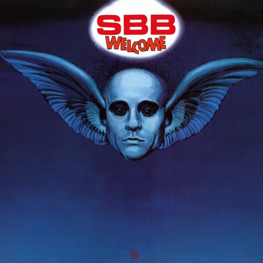 SBB - Welcome (CD)