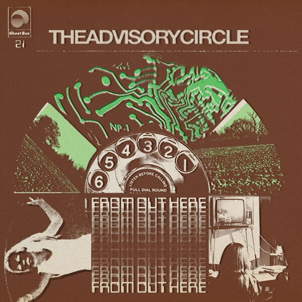 The Advisory Circle - From Out Here (LP)
