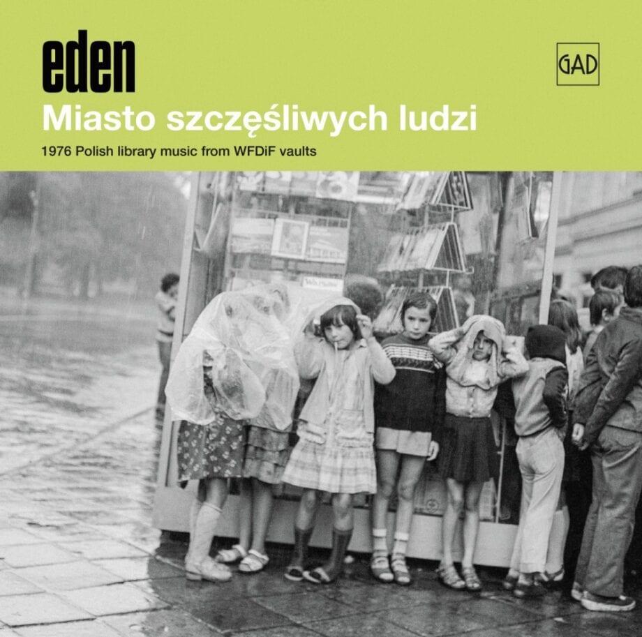 Eden - Miasto szczęśliwych ludzi (CD)