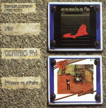 Combo FH - Věci / Situace Na Střeše (2CD)
