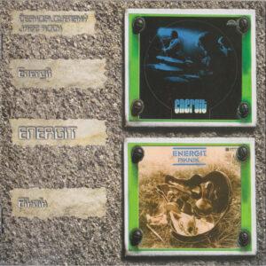 Energit - Energit / Piknik (2CD)