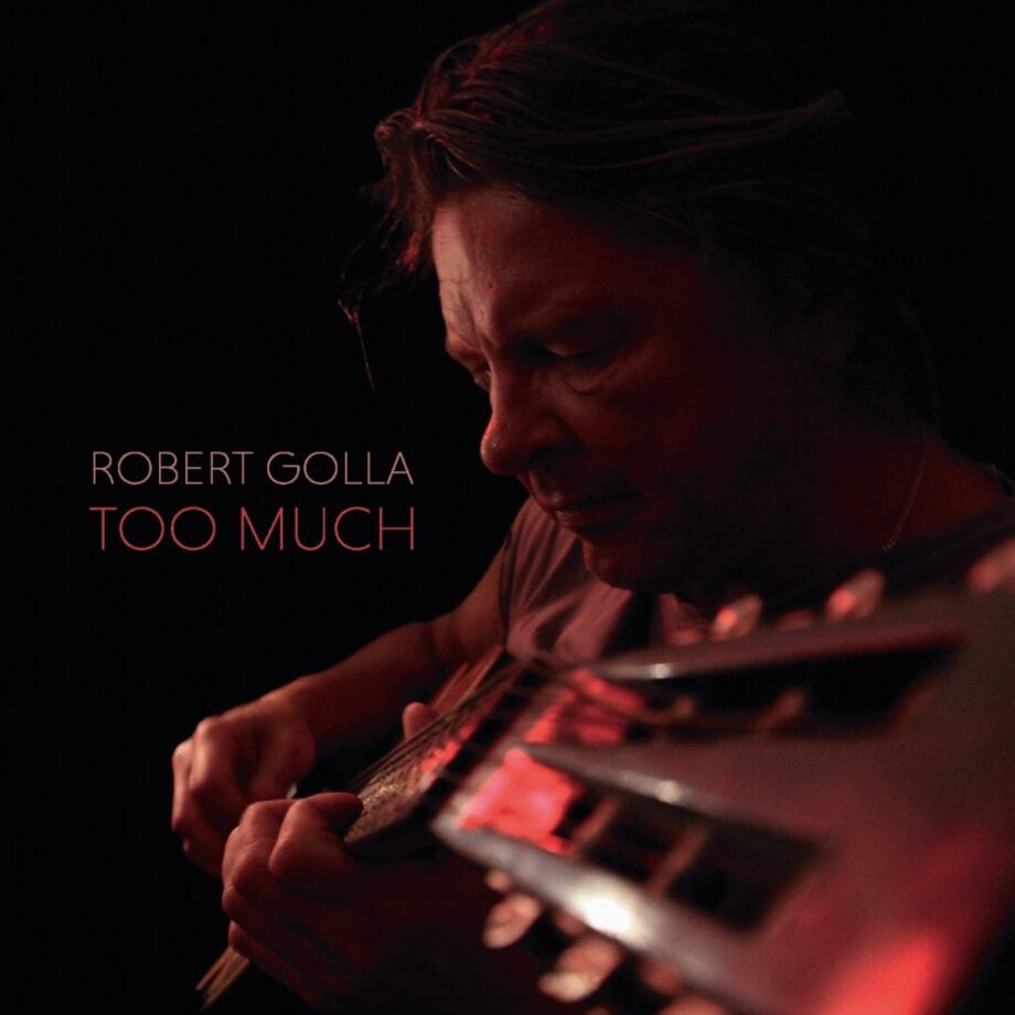Robert Golla - Too Much (CD)