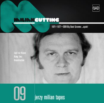 Jerzy Milian - Cutting (CD)