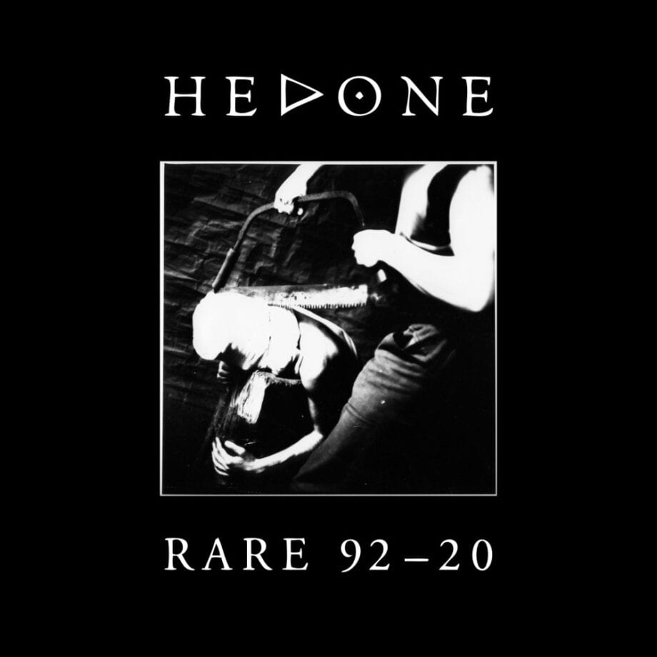 Hedone - Rare 92-20 (CD)